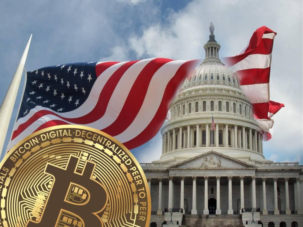 Crypto-lobbyists in Washington