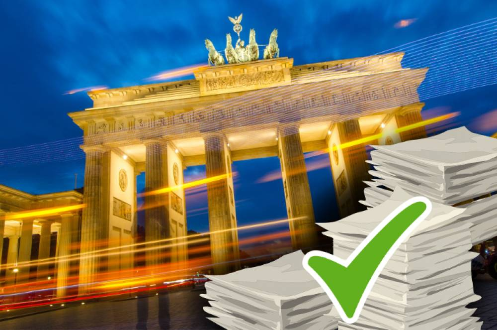 Germany: Green Light For Financial Company To Use STO