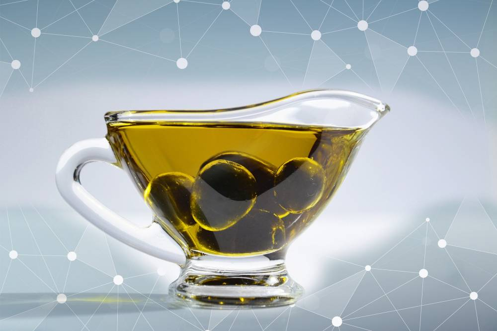 Olive Oil Producer with Blockchain