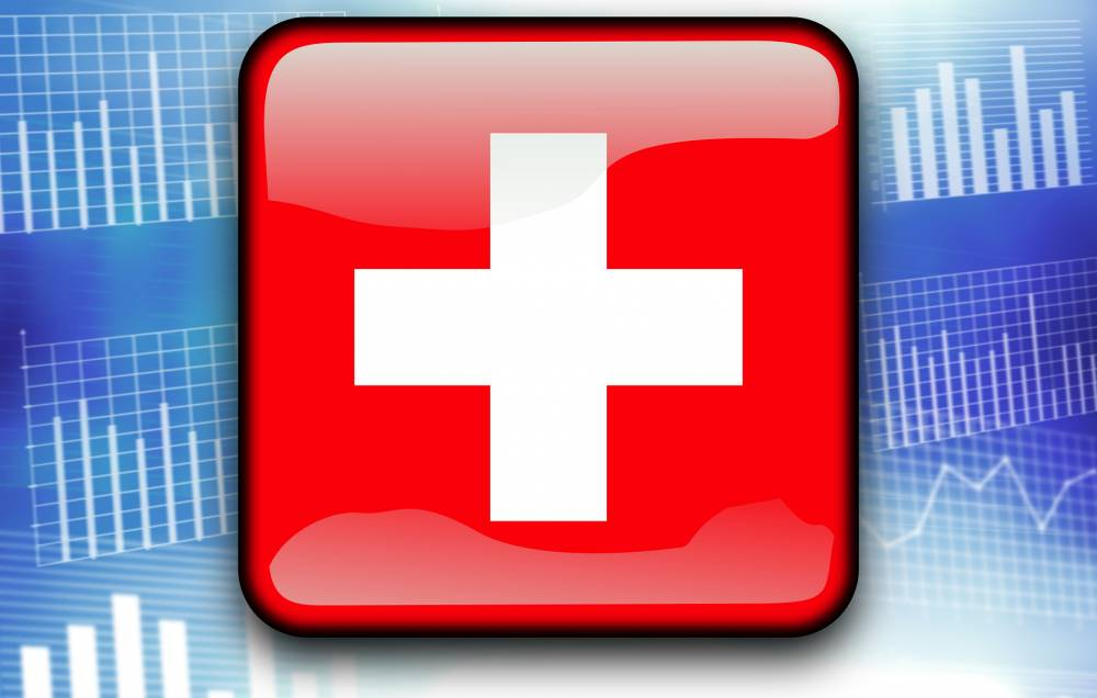 Digital transactions in a Swiss bank