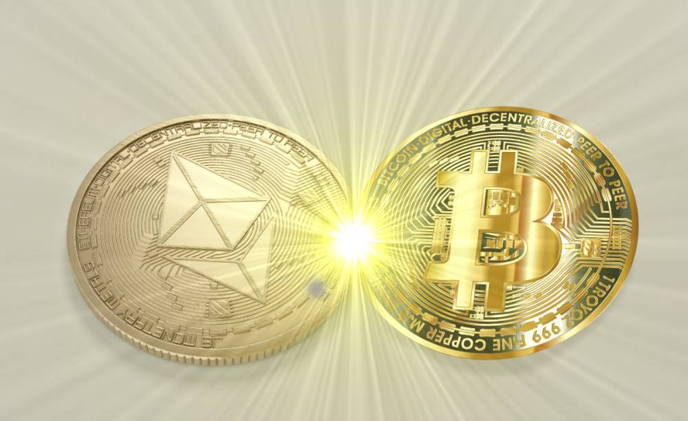 BTC vs ETH - who will win this race?