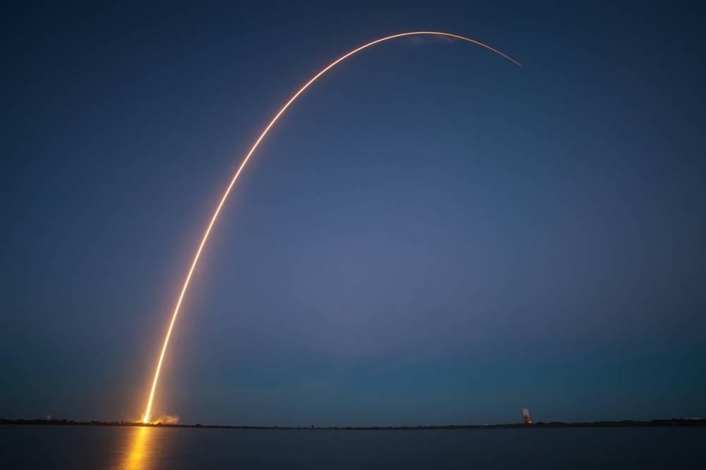 Space crypto race