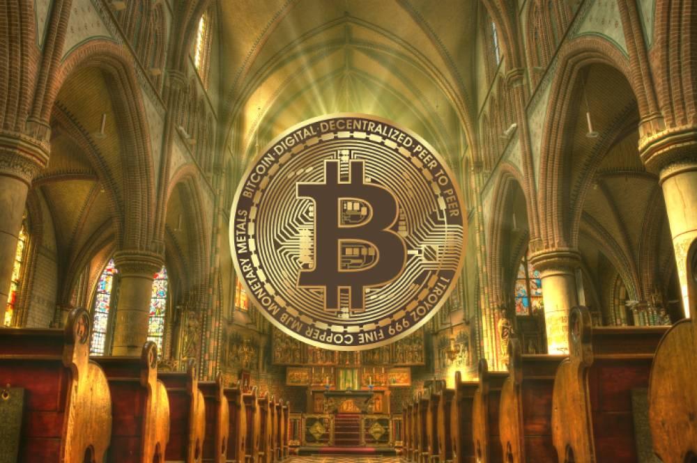 Church for sale. Bitcoin accepted