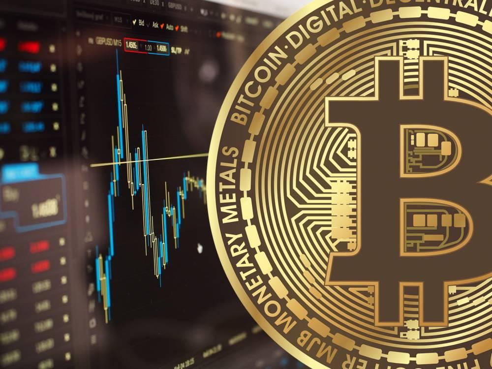 Bitcoin price report