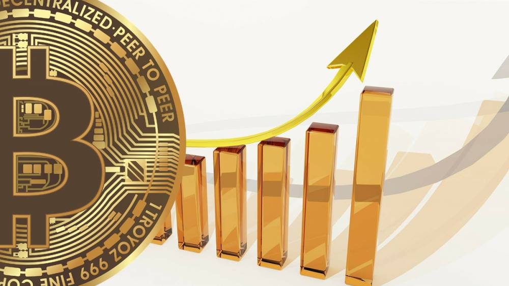 Bitcoin's rapid price increase